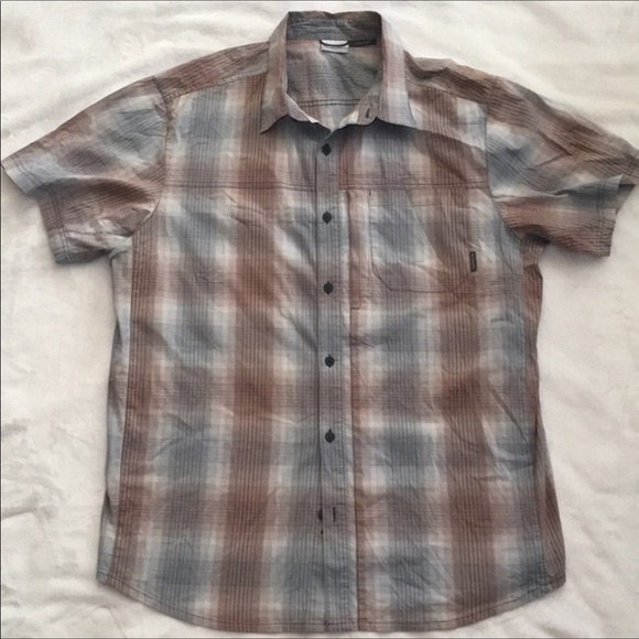 Columbia Other - Men's XL Columbia button up shirt